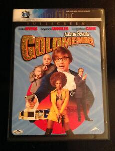 Austin Powers Goldmember DVD