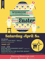 Easter Hops into Wesbrook Village 2017