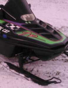 94 ZR700 trade for skidoo