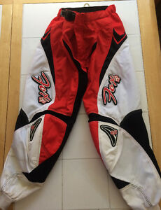 Kids Fox Motor Cross Pants ( 5-6 year olds )