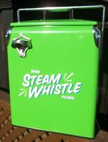 "SOLD PPU---MOVING SALE--Pilsner ""Steam Whistle"" Ice Box Cooler--"