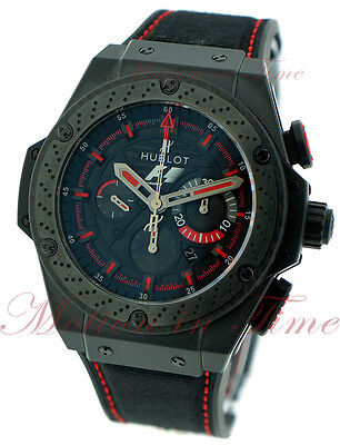 Hublot Big Bang King Power F1 Black Ceramic 48 Formula One 703.CI.1123.NR.FM010 comprar usado  Enviando para Brazil