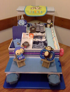 PONTOON BABY BOY SHOWER GIFT