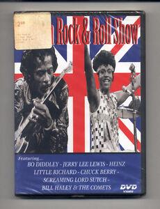 London Rock & Roll Show (1972) DVD neuf et scèlle ROCK