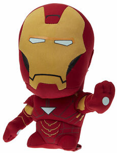 Marvel Iron Man Super Deformed Plush from Comic Images $10