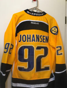 Ryan  Johansen Nashville Predators Jersey (New) XL