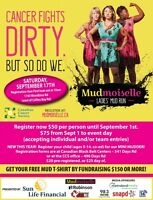 VOLUNTEERS NEEDED FOR MUDMOISELLE