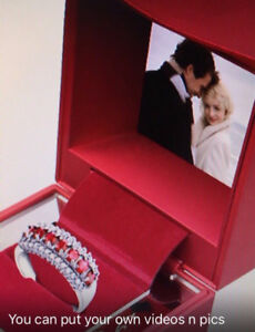 proposal /engagement/wedding and gift ring box