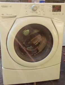 ***WHIRLPOOL FRONT LOAD WASHER AND DRYER SET*** Cambridge Kitchener Area image 2