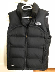 XS North Face Vest
