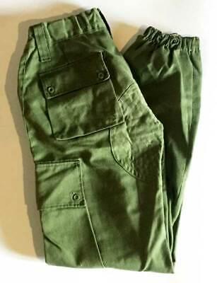 Ropa Servicio Militar español año 1980 – pantalón uniforme soldado