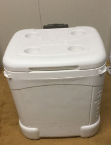 Wheeled 60 Quart Cooler
