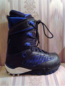 """SIMS """"Future"""" snowboarding boots men's size 9"""