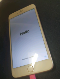 Iphone 6s plus 128g FOR SALE/SWAPS