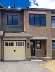 Beautiful Brand New Townhome in Orleans