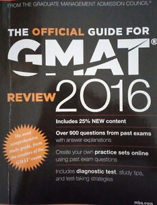 GMAT Study Guides + Books, see pictures attached