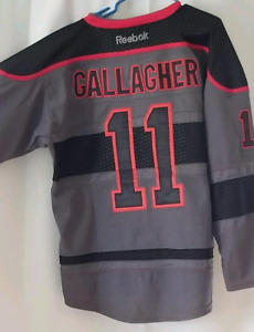 Jersey chandail brendan Gallagher grandeur 52 neuf
