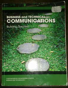 Business and Technical Communications $80 OBO