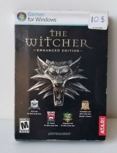 SOLD!  Unique Boutique - The Witcher - Enhanced Edition For PCs