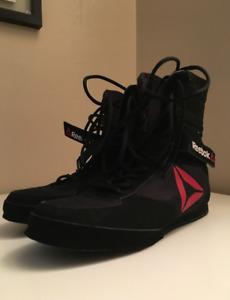 Like New Reebok Boxing Boots size 9.5