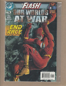 Flash: Our Worlds at War Special #1 (2001); Comic Book