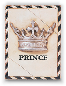 Sid Dickens Retired Memory Block Tile No:  T58 Prince