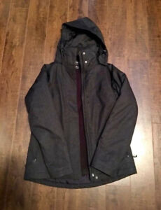WOMENS NORTHFACE WINTER COAT