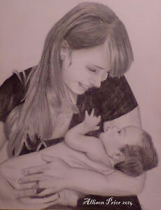 Turn your photo into a beautiful drawing starting at $50.00 St. John's Newfoundland image 5