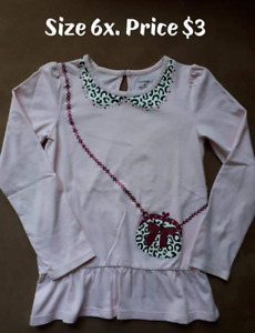 Girls New Clothing (Prices between $3 - $4)