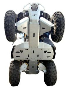 RICOCHETE SKID PLATES12-16 CAN-AM RENEGADE 500- 1000