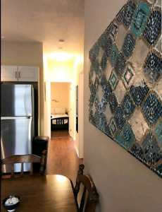 Downtown mainfloor 2 brm apartment Available Sept 2019