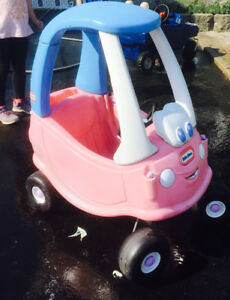 voiture little tikes