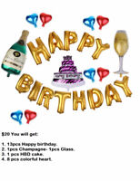 Gift for Your HBD 10 $- $20