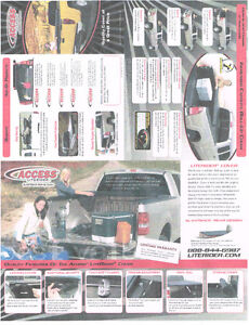 "NEW 04-14 CHEV COLORADO,GMC CANYON TONNEAU COVERS 5"" OR 6"" Kitchener / Waterloo Kitchener Area image 1"