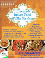 Indian Food Tiffin Service