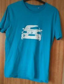 Men's t-shirt (vw golf gti)