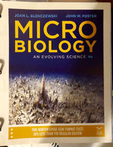 Microbiology: An Evolving Science 4e
