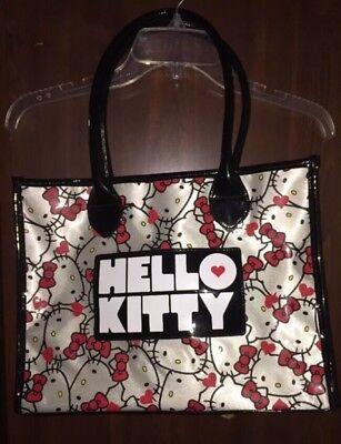 HELLO KITTY Purse Laptop Book Bag Brief Case Box Bag - Hello Kitty Laptop Bag