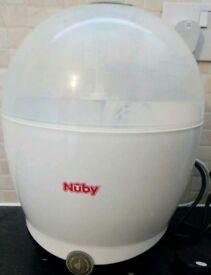 Nuby boots electric steriliser