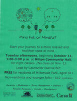 Mindfulness Classes in Milton