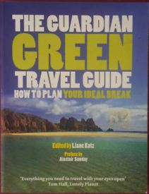 The Guardian Green travel guide book