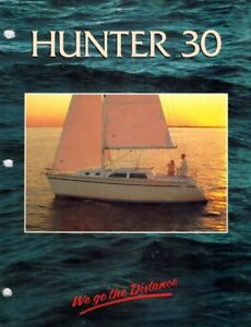 NEW PRICE - 1991 Hunter 30T Sailboat For Sale by Owner