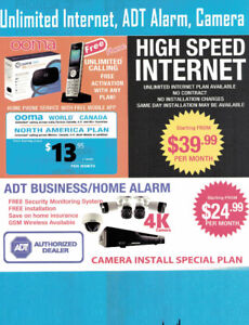 OOMA HOME PHONE DEAL, VONAGE PHONE, HIGH SPEED UNLIMITED INTERNT