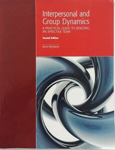 Interpersonal and Group Dynamics, 2nd ed (VERY GOOD cond.)