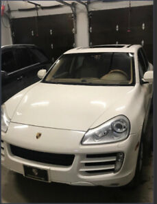 Porsche Cayenne S 2009 fully equipped
