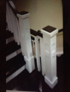 Newel post New stars and stairs parts