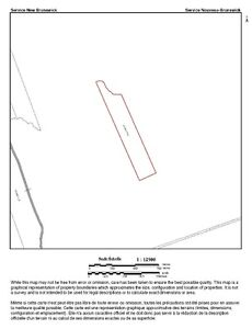 49 Acres For Sale Hornibrook Road, New Brunswick
