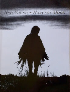 Neil Young- Harvest Moon (Sheet Music Song Book)