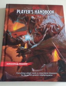 Dungeons and Dragons 5th edition player handbook - Like New