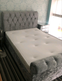 Sale brand new beds/sofas + factory packed + free delivery